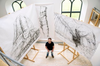 Keith McIntyre studio