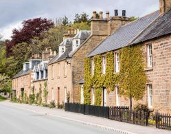 NHC Dornoch History faculty stock photography, May 2015