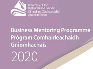 Buisness mentoring programme 4